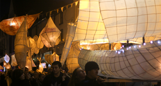 Lantern Kits Are Now Available for Ulverston Lantern Fest 2017 - Choose Ulverston