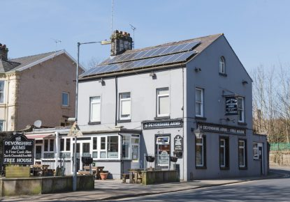The Devonshire Arms