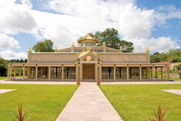 Summer International Festival of Modern Buddhism - Choose Ulverston