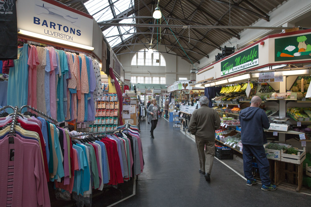 From Roman Coins to Carrots, the Market Hall Has It All