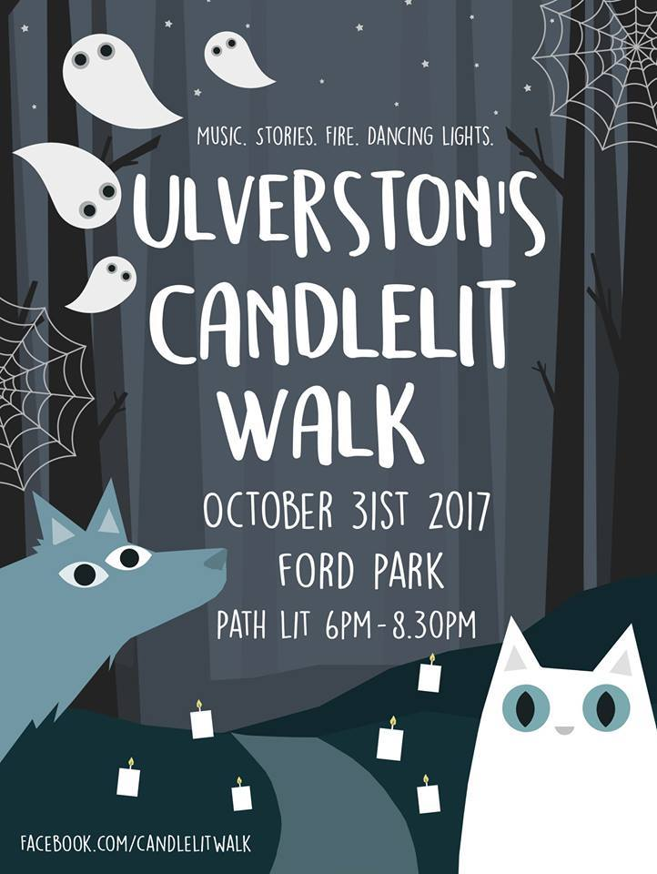 Ulverston's Candlelit Walk - Choose Ulverston