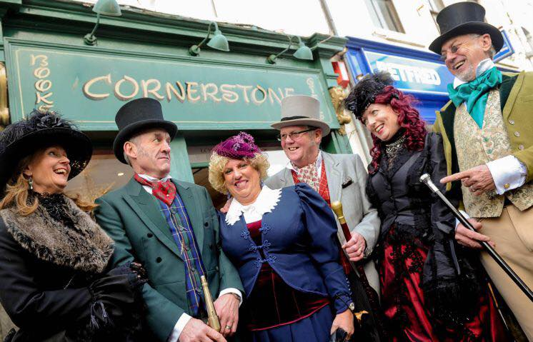 Dickensian Christmas Festival - Choose Ulverston