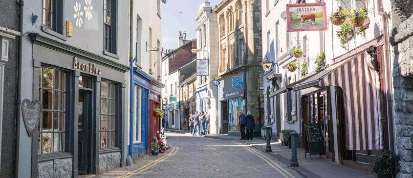 Ulverston Markets Choose Ulverston