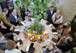 Hoad Hill Pop-Up Restaurant Takes Fine Dining to New Heights