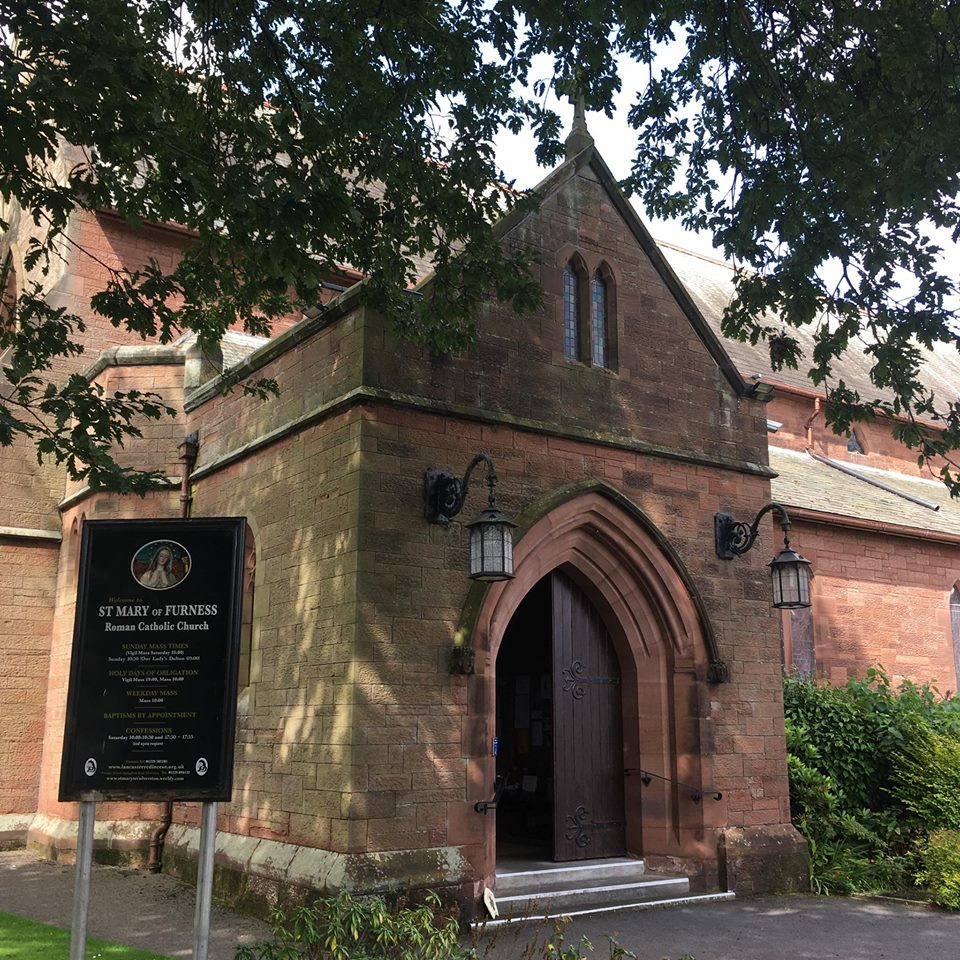 St Mary S Roman Catholic Church Choose Ulverston