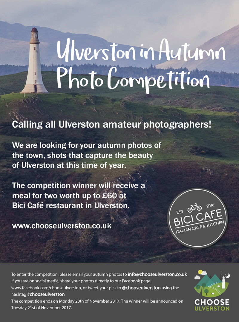 Ulverston in Autumn - Photo Competition