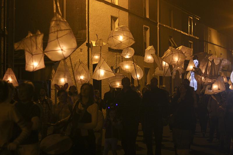 Ulverston Lantern Festival - Ulverston Festival - Choose Ulverston