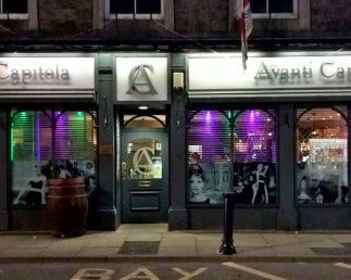 Avanti Capitola – The Wine Bar