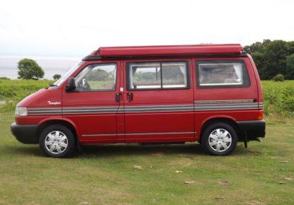 Acacia VW Camper Hire
