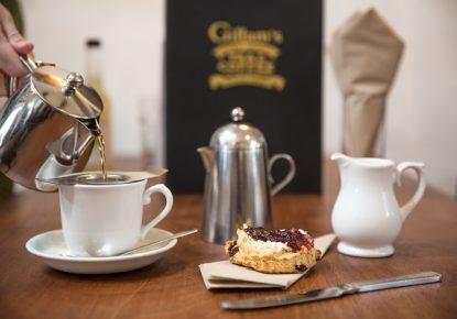 Gillam's Tearoom