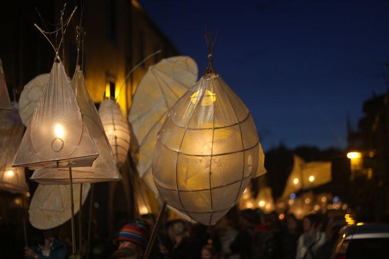 Ulverston Lantern Festival - Choose Ulverston