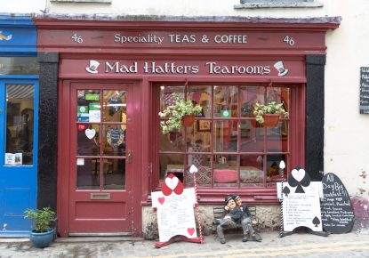 Mad Hatters Tearooms