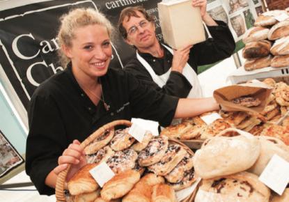 Taste Cumbria Ulverston Food Festival