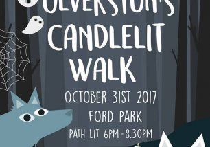 Candlelit Walk at Ford Park
