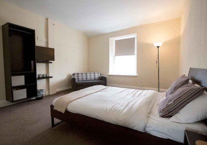 The Sun Inn – Accommodation