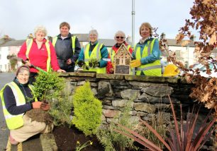 BID Backs Volunteer Gardeners for Big Bloomin' Success