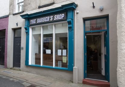 The Barber's Shop