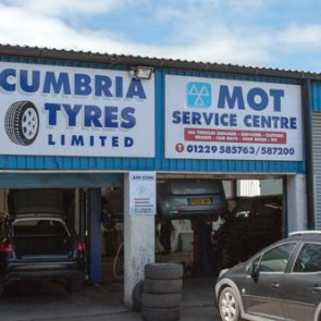 Auto Centres - Ulverston Businesses and Places of Work - Choose Ulverston