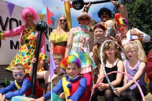 Ulverston Carnival 2017 - Choose Ulverston