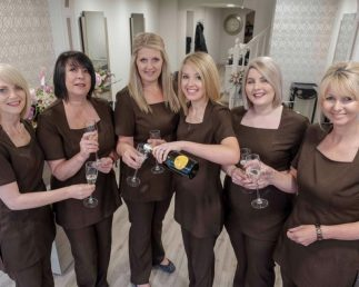 Polished Hair and Beauty Salon