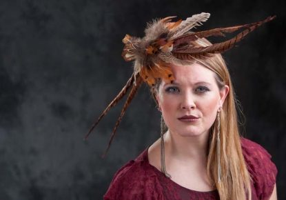 Tracy Wells Designer Millinery
