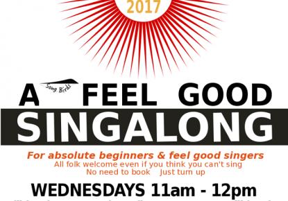 The Feel Good Singalong