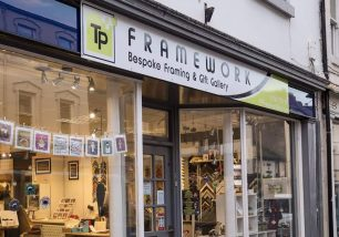 In the Picture: New Frame Shop Opens in Ulverston