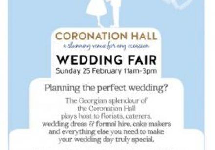 Coronation Hall Wedding Fair