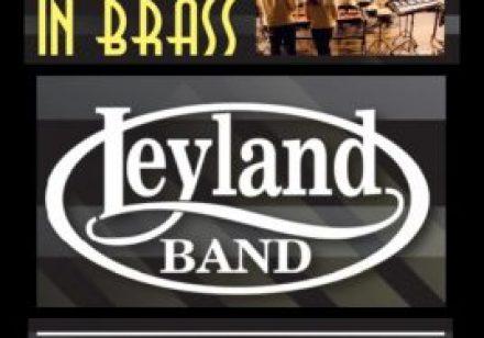 Leyland Band: Romance In Brass
