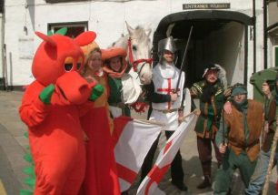 St George's Day Pageant