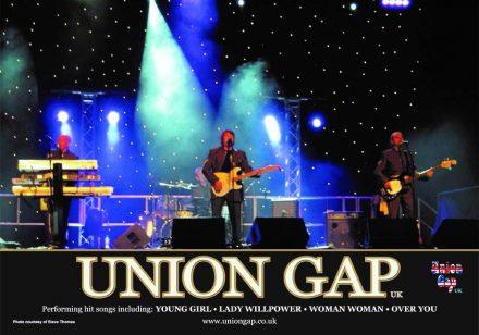 Union Gap Sixties Show Band