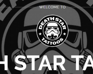 Death Star Tattoos