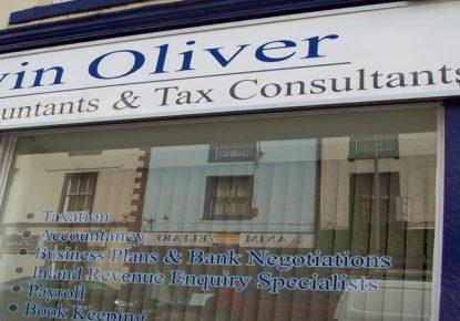 Orwin Oliver