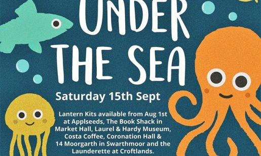 Lantern Festival set for huge parade as it goes 'Under the Sea'