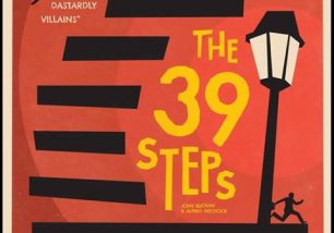 Classic Spy Thriller The 39 Steps Recreated as Comedy by Ulverston Outsiders for Autumn Play