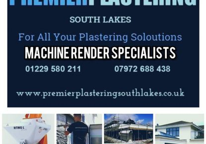 Premier Plastering South Lakes