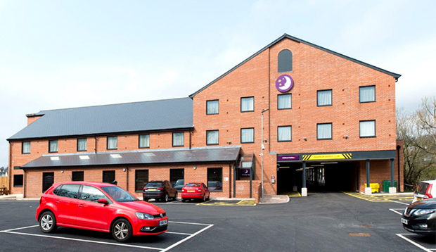 Premier Inn - Choose Ulverston