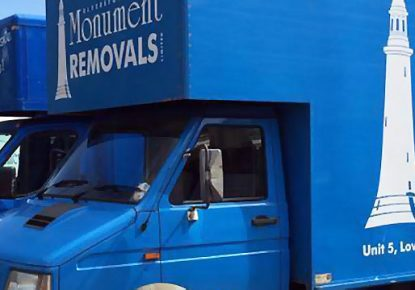 Monument Removals Ltd