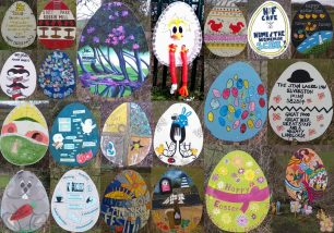 Ulverston Canal Easter Trail