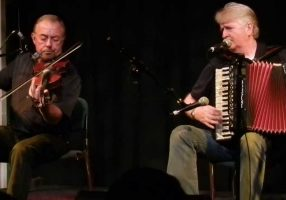 Phil Cunningham and Aly Bain in Concert