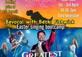 Easter Singing Bootcamp