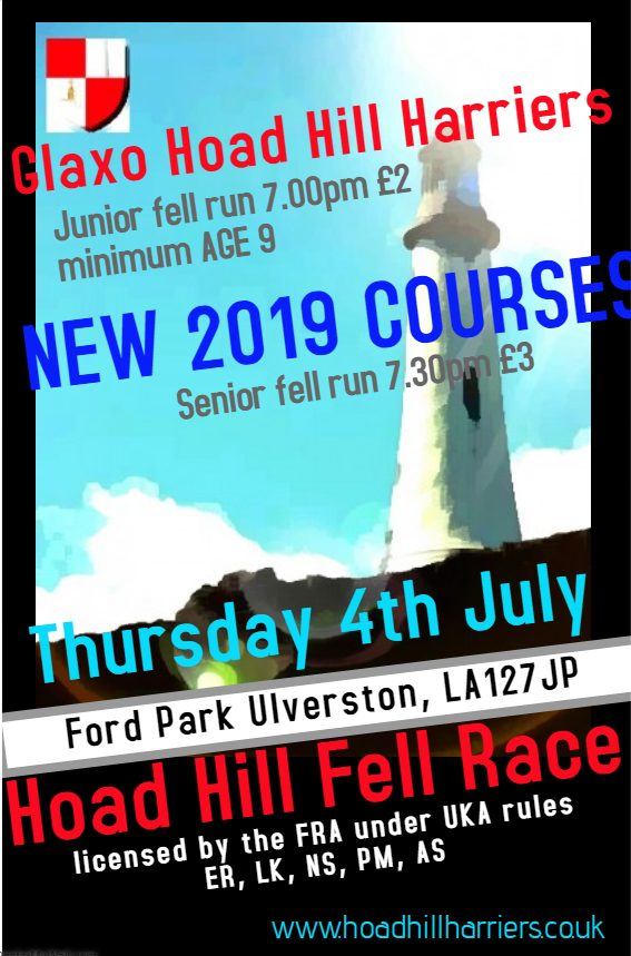 Hoad Hill Fell Race - Choose Ulverston