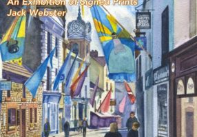 Ulverston and Beyond – An Exhibition of Signed Prints by Jack Webster