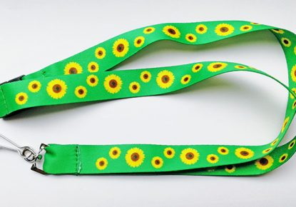 Sunflower Lanyard Scheme for Invisible Disabilities Launched by the Mayor of Ulverston
