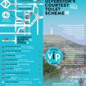 Ulverston's Open: Visitor Information Point and Courtesy Toilet Scheme