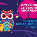 Ulverston Late Night Shopping Returns on 28th November