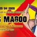 Monument Hifi & Mister.B Presents Mrs Magoo