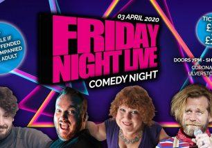 Friday Night Live 16