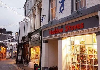 Haddow Stove Shop