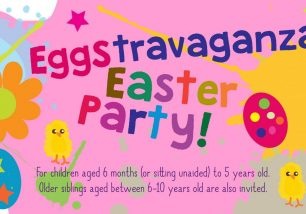 Messy Play Ulverston- Easter Eggstravaganza